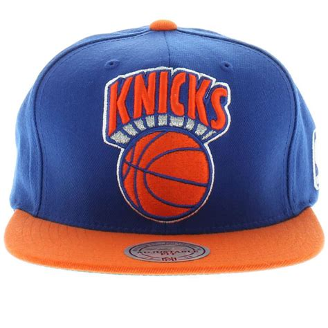 knicks colors new york knicks team colors the xl 2 tone snapback by