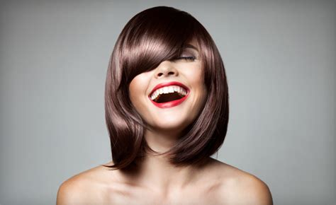 haircut deals kelowna 49 for a haircut colour and style from flo hair lounge