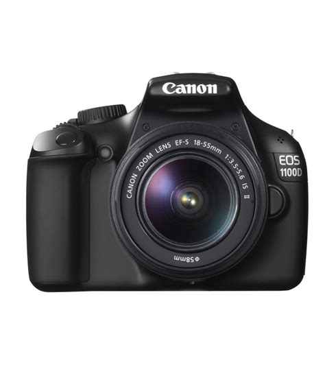 Canon Eos 1100d canon eos 1100d with 18 55mm isii lens price review