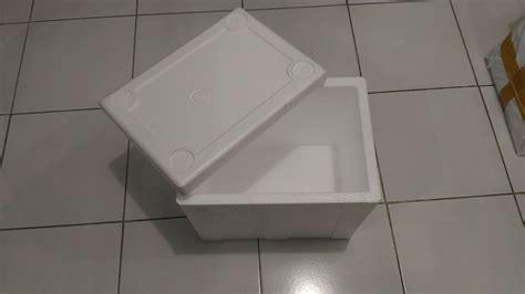 Box Ikan Styrofoam jual box styrofoam warung packing