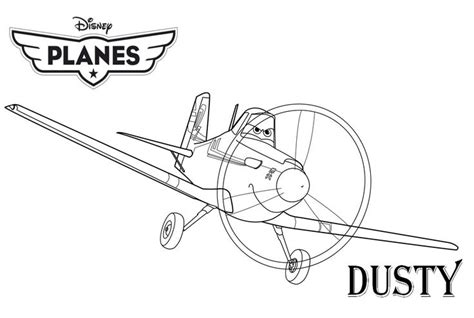 planes dusty movie coloring pages coloriage 224 imprimer