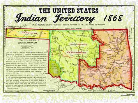 indian territory map united states oklahoma territory indian territory map oklahoma