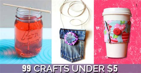 diy cheap crafts project of