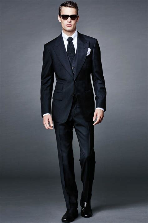 mens dress boots with suit s navy vertical striped three suit white dress