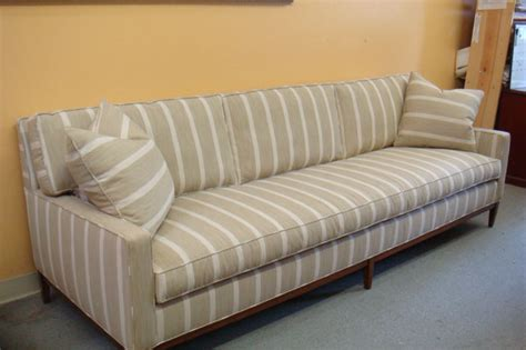 long upholstery sofa with one seat cushion who makes this sofa lovely