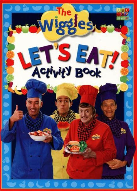 let s rock books let s eat activity book wigglepedia fandom powered