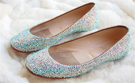 diy ballet shoes image gallery sparkly flats