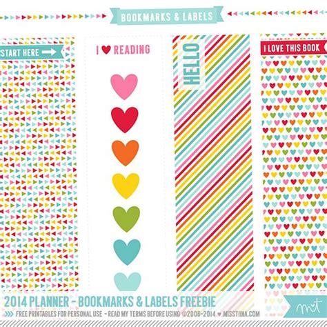 printable planner bookmark best 25 free printable bookmarks ideas on pinterest