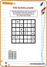 printable sudoku for ks2 ks2 sudoku puzzle download this fun sudoku puzzle for