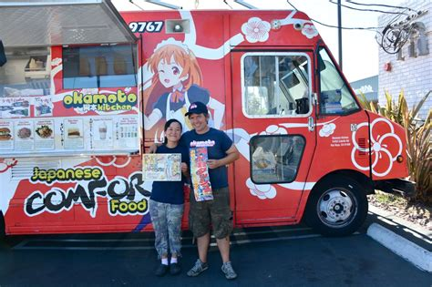 Okamoto Kitchen by This Fighter Ch Opened One Of La S Best Food