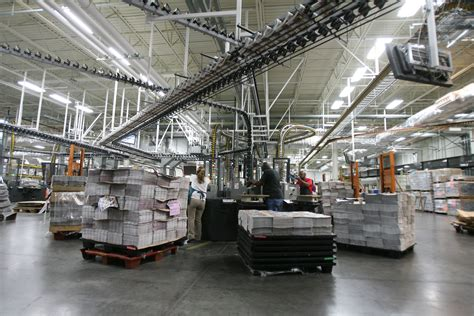 Paper Press - packaging inside the statesman