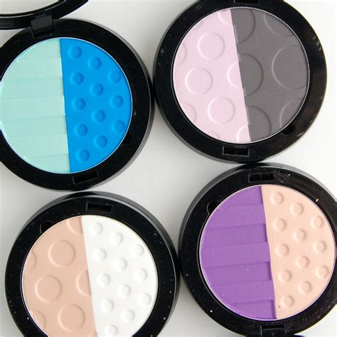 Pop Pomade Pink sephora collection colorful by craig karl eyeshadow duos