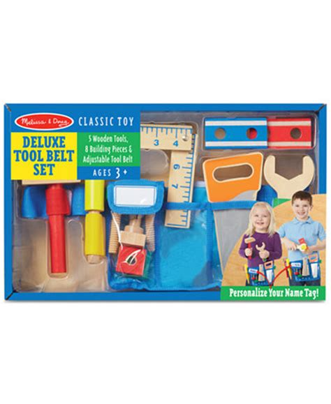 Frozen Set Free Belt Fit L doug deluxe tool belt set toys baby macy s