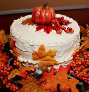 fall party recipe idea classic carrot cake with a twist