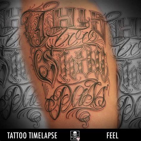 best script tattoo artists 86 best images about script fonts on behance