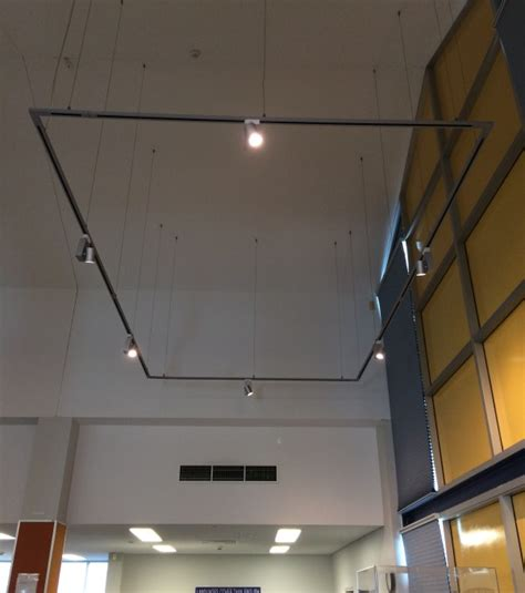 Track Lighting Suspended Ceiling Searchlight Electrical Communications Solar Electrical