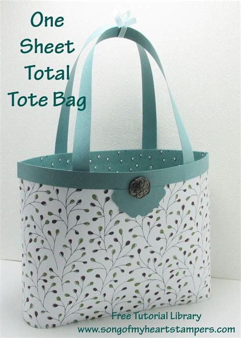 Handmade Tote Bag Tutorial - 1187 best images about handmade boxes tutorials on