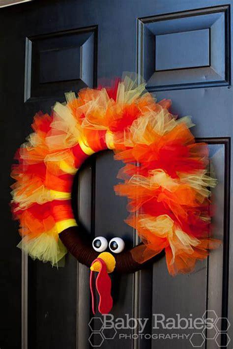 21 diy fall door decorations diy ready