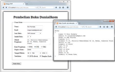 tutorial php lengkap tutorial membuat web php lengkap urbandistro