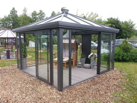 luxux pavillon teehaus garten heinemann
