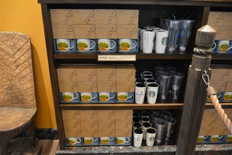 starbucks disney world animal kingdom mousesteps starbucks opens at disney s animal kingdom park with newest quot you are here quot mug
