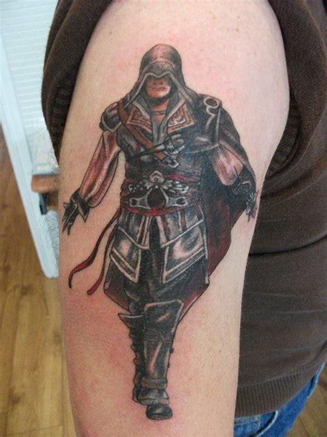 assassin bug tattoo assassins creed tattoo all the newest computer games