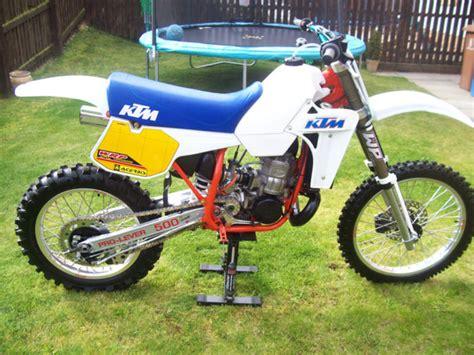 Ktm Uk Parts Featured Bikes Ktm 500 1985 Ktm 500 Ref 134