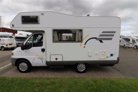 hymer swing hymer swing 5 berth motorhome in perth perth and