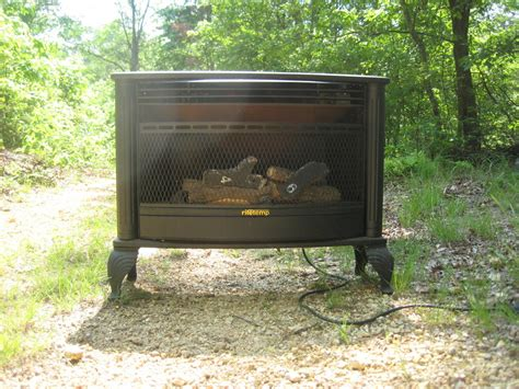 Fireplace Forum by Gas Fireplace Heater 125 Outdoor