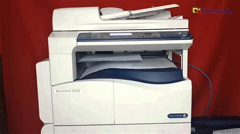 Mesin Fotokopi Fuji Xerox fuji xerox dc s2220 s2420 copier notaris