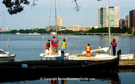 boating club boston where to go sailing in boston boston discovery guide