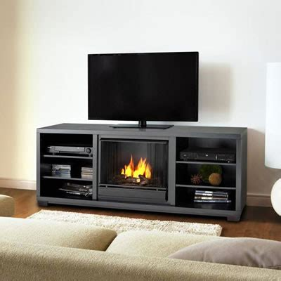 real gel cans marco entertainment fireplace unit