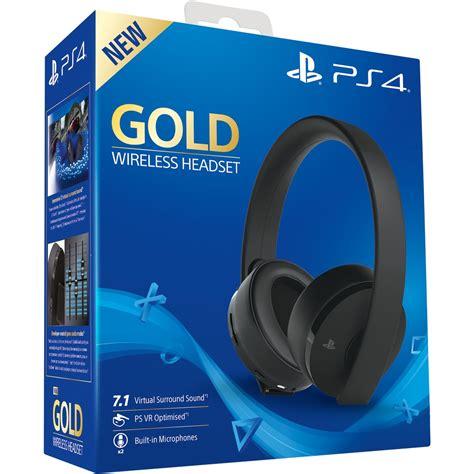 ps4 wireless sony ps4 wireless headset black big w
