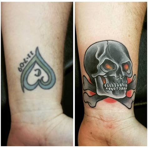 how to cover up a tattoo on your wrist 55 best cover up designs meanings easiest way