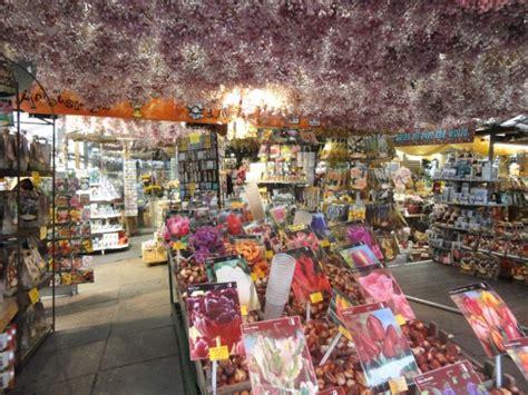 mercato fiori amsterdam il mercato dei fiori galleggiante