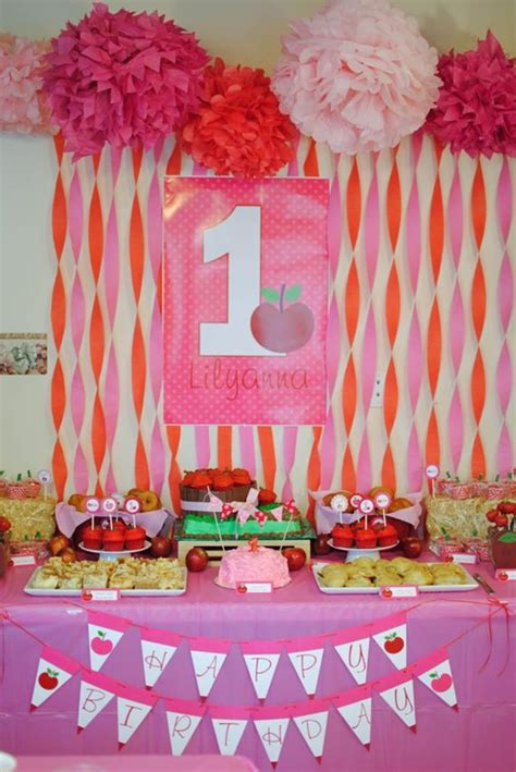 kids birthday party decoration ideas  home