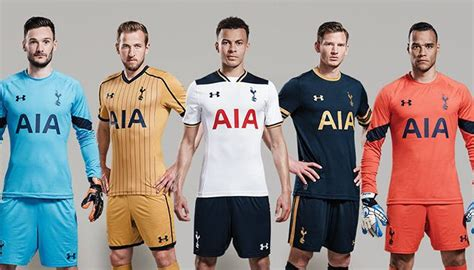 new premier league kits for the 201617 season every official strip photos updates new premier league kits released for 2016