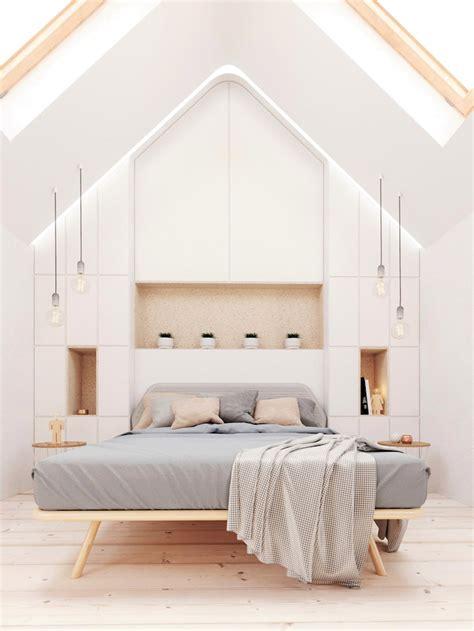 Bett Unter Dachschräge