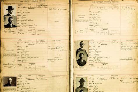 Arrest Records Ogden Utah Ogden Arrest And Record Books 1902 1941
