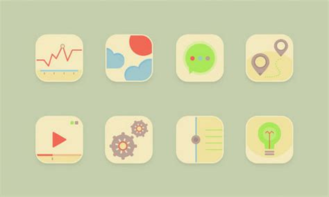 retro icons 20 free sets for vintage themed designs free vintage and retro icon sets to have naldz graphics