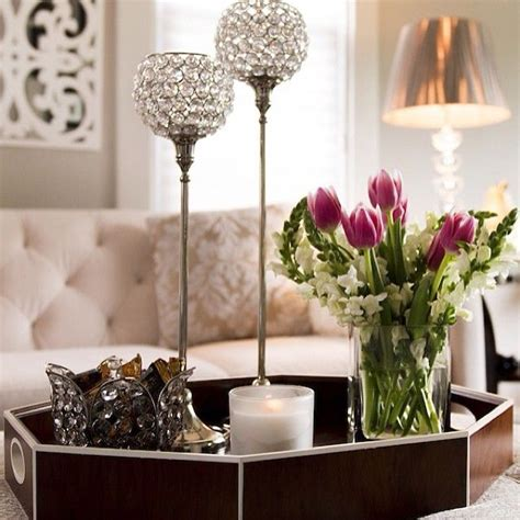 bling home decor designbyoccasion showed us how her bling tealight ls