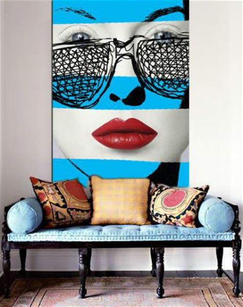 pop art home decor fascinating pop art ideas for inspiring your interior home