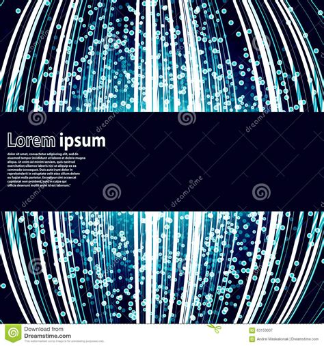 poster abstract layout blue glitter party poster abstract layout surrounded by
