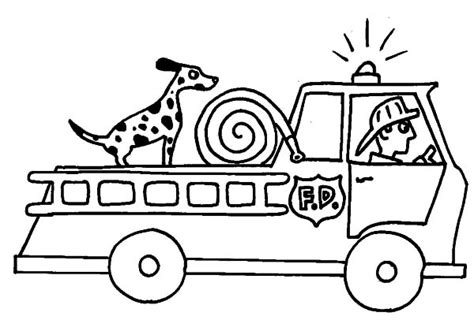 firetruck coloring page truck coloring pages coloring rocks