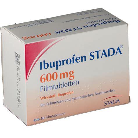 Obat Ibuprofen 600 Mg ibuprofen stada 600 filmtabletten shop apotheke