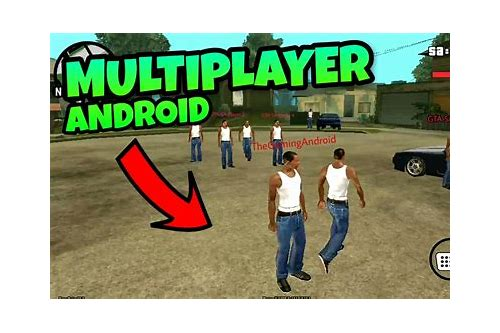 herunterladens gta san andreas mods multiplayer