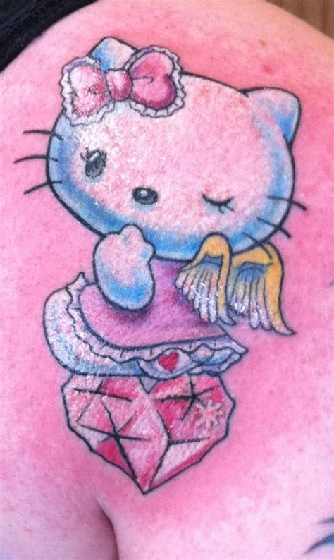 that s my sissy s tattoo tats pinterest hello kitty