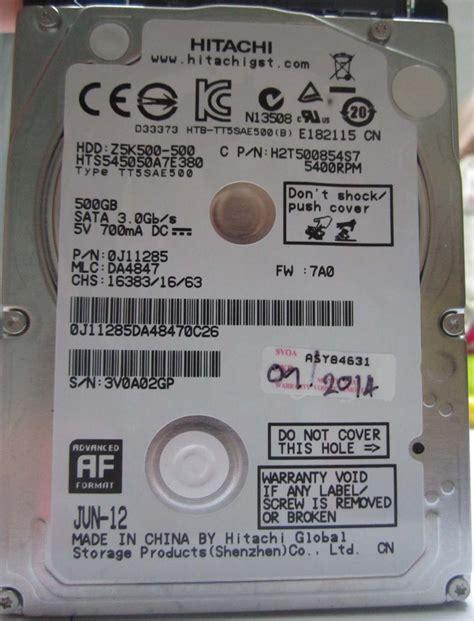 Hardisk External 500gb Hitachi ขาย external hdd hitachi 500gb เพ งเคลมมา ประก นถ ขาย external hdd hitachi 500gb เพ งเคลมมา