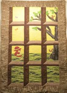 attic window quilts pinterest