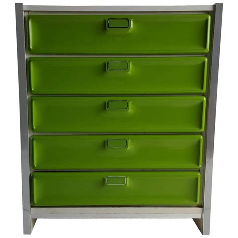 Plastic Dresser Drawers Pop Modernist Plastic Front Chest Of Drawers In The Manner